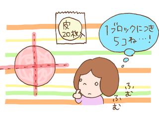 フライパンの上物語~餃子のシュウマー~
