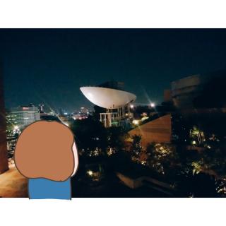 金曜夜の寄り道シリーズ★なんばパークス