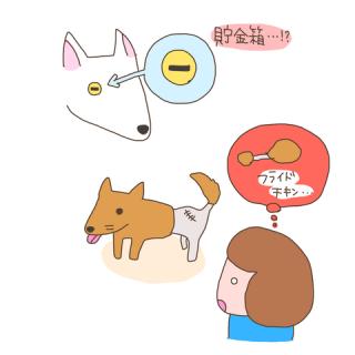 犬は問答無用に可愛い(山羊はそうでも・・)