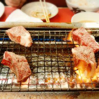 河原町アジェで安旨い焼き肉食べよ