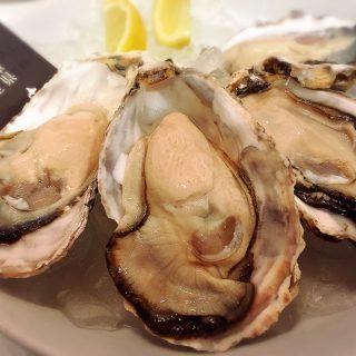 梅田で生牡蠣となんばで中華