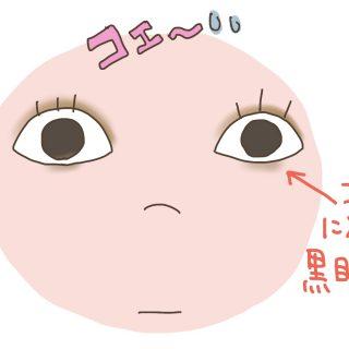 目が小さすぎてつらい。錯覚メイクでなんとかしたい。