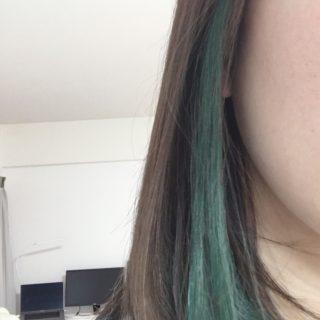 5月のイヤリングカラーは緑。でも気に入ってないカモ